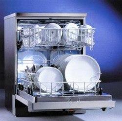 Установка встроенной посудомоечной машины. Тамбовские сантехники.