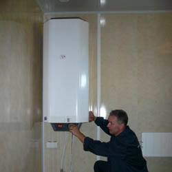 Установка водонагревателя в Тамбове. Монтаж и замена бойлера г.Тамбов.