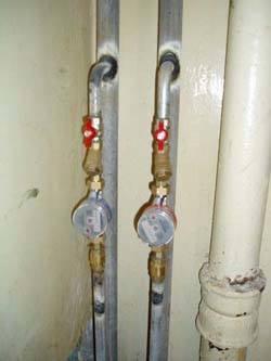 Замена стояков горячей и холодной воды в Тамбове, монтаж стояков водоснабжения