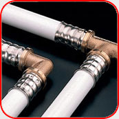 Монтаж металлопластиковых труб в квартире, коттедже или офисе